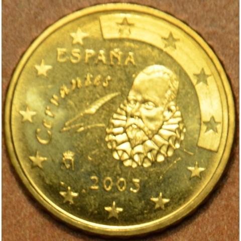 50 cent Spain 2003 (UNC)