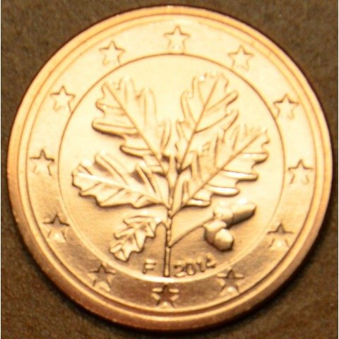 "5 cent Germany ""F"" 2014 (UNC)"