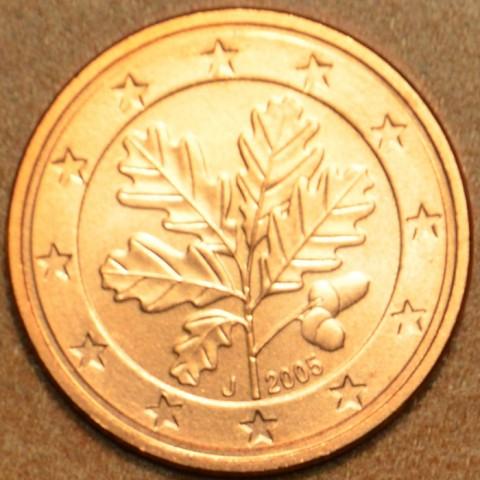 "2 cent Germany ""J"" 2005 (UNC)"