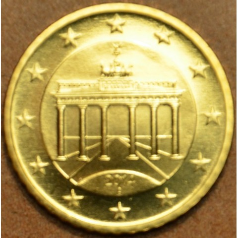 """10 cent Germany """"A"""" 2014 (UNC)"""