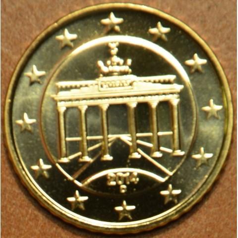 """10 cent Germany """"D"""" 2014 (UNC)"""