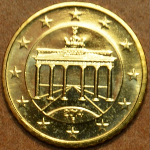 "10 cent Germany ""F"" 2014 (UNC)"