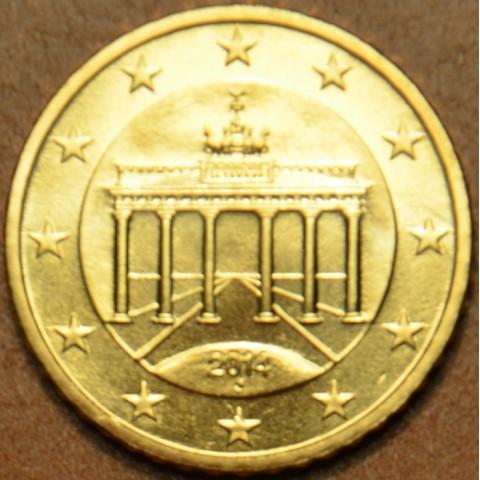 "10 cent Germany ""J"" 2014 (UNC)"