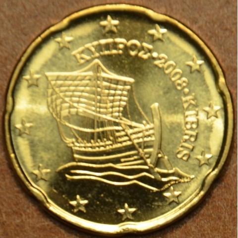 20 cent Cyprus 2008 (UNC)