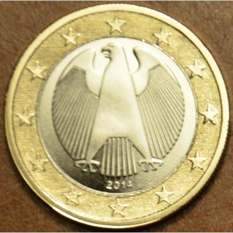 "1 Euro Germany ""J"" 2014 (UNC)"