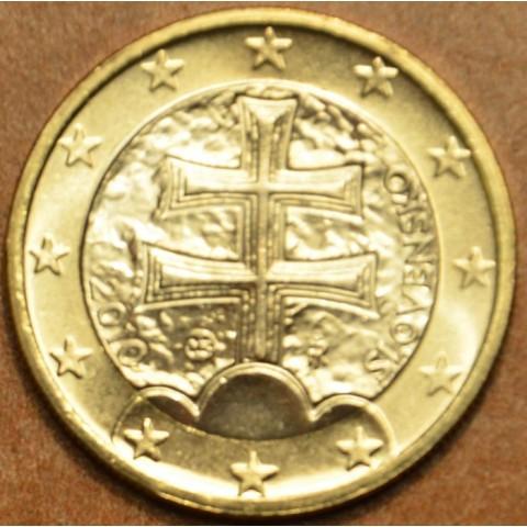 1 Euro Slovakia 2010 (UNC)