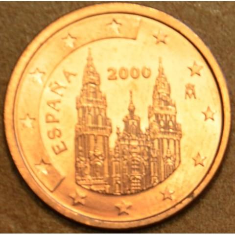 2 cent Spain 2000 (UNC)