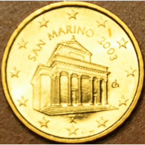 10 cent San Marino 2003 (UNC)