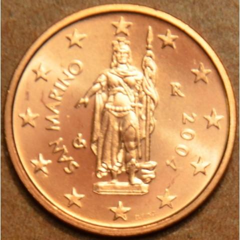 2 cent San Marino 2004 (UNC)