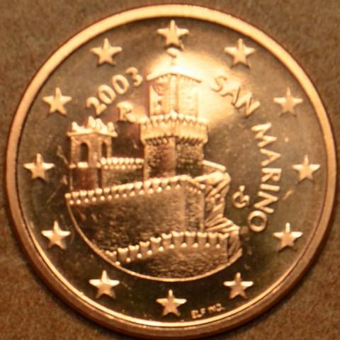 5 cent San Marino 2003 (UNC)