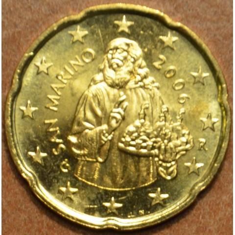20 cent San Marino 2006 (UNC)
