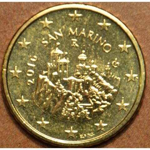 50 cent San Marino 2016 (UNC)
