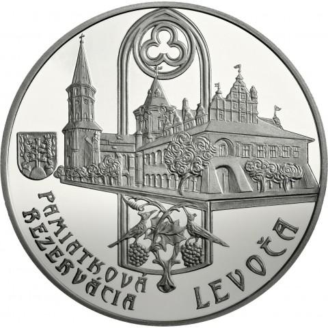 20 Euro Slovakia 2017 - Levoča (BU)