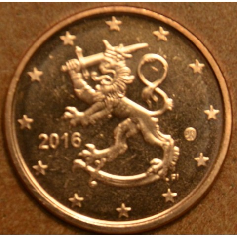 2 cent Finland 2016 (UNC)