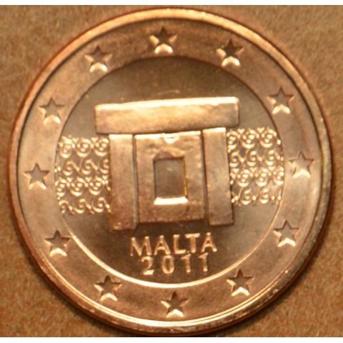 1 cent Malta 2011 (UNC)