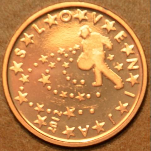 5 cent Slovenia 2012 (UNC)