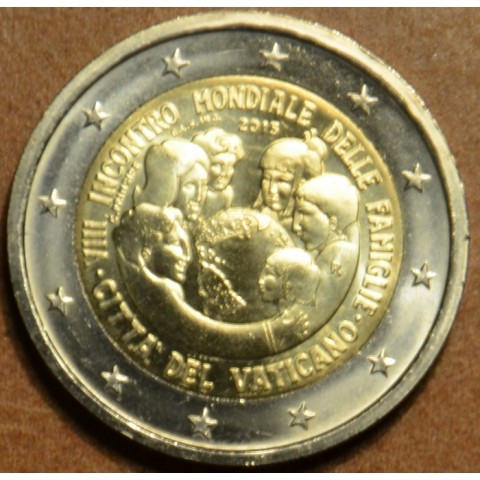 2 Euro Vatican 2015 - Philadelphia  (wo folder)
