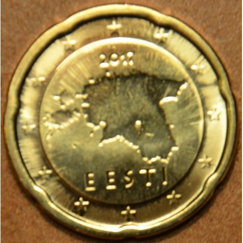 20 cent Estonia 2017 (UNC)