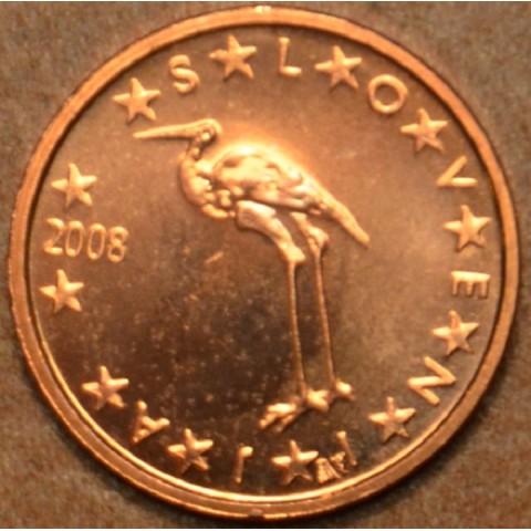 1 cent Slovenia 2008 (UNC)