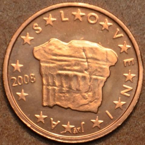 2 cent Slovenia 2008 (UNC)