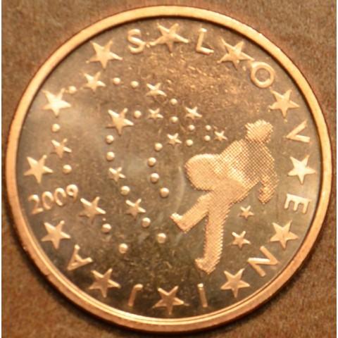 5 cent Slovenia 2009 (UNC)