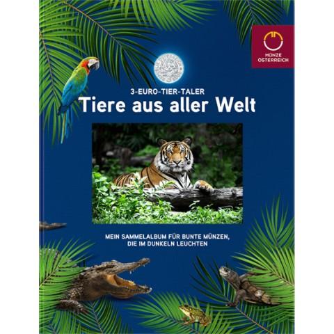 Official album for 3 Euro Austria