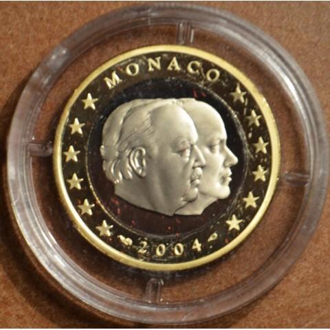 1 Euro Monaco 2004 (Proof)