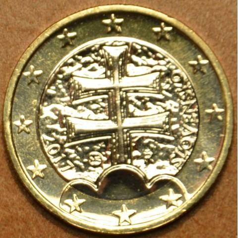 1 Euro Slovakia 2017 (UNC)