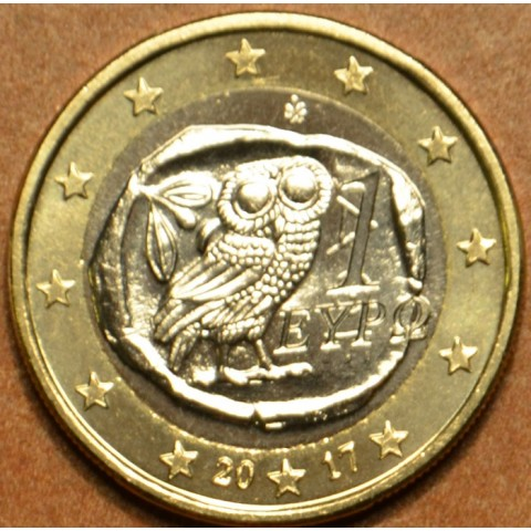 1 Euro Greece 2017 (UNC)