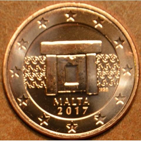 2 cent Malta 2017 (UNC)