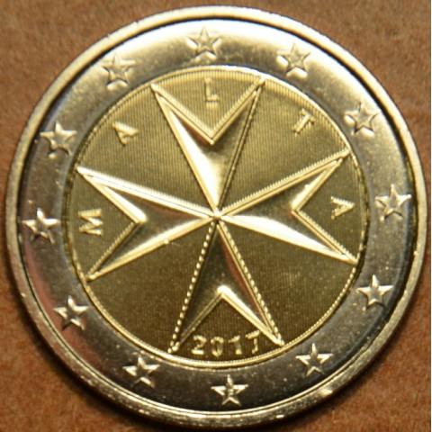 2 Euro Malta 2017 (UNC)
