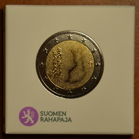 2 Euro Finland 2017 - 100 years of independence (Proof)