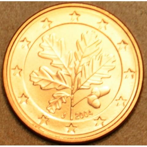 "2 cent Germany ""J"" 2004 (UNC)"