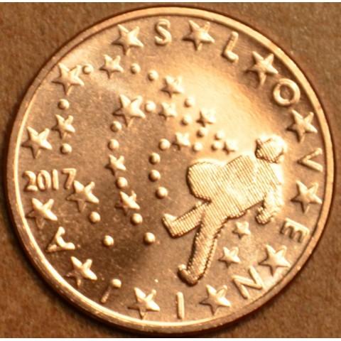 5 cent Slovenia 2017 (UNC)