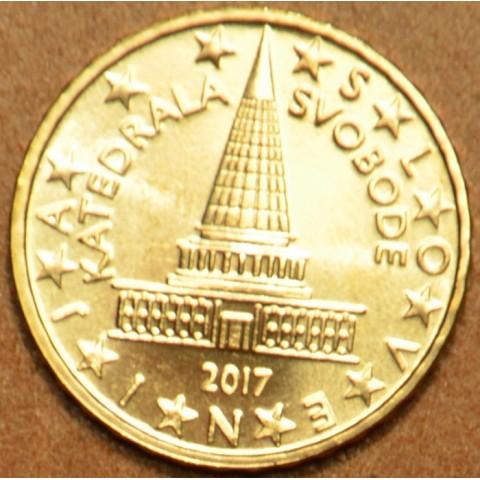 10 cent Slovenia 2017 (UNC)