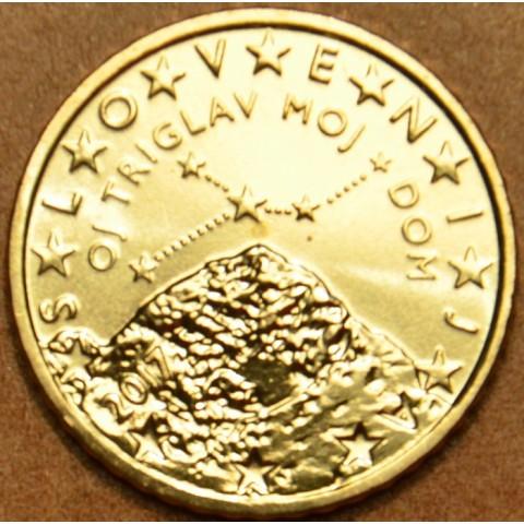 50 cent Slovenia 2017 (UNC)