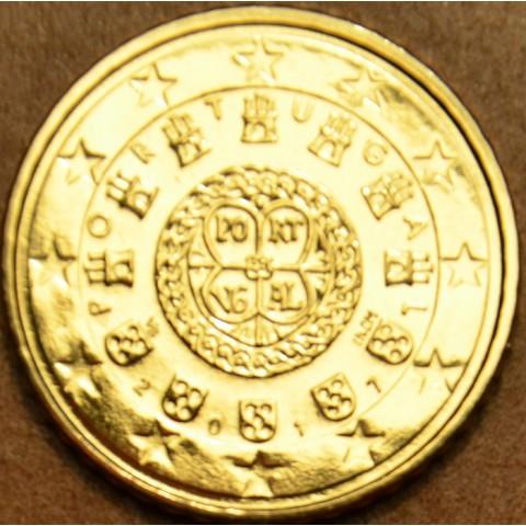 50 cent Portugal 2017 (UNC)