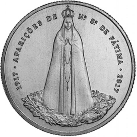 2,5 Euro Portugal 2017 - Fatima (UNC)