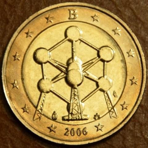2 Euro Belgium 2006 - Atomium (UNC)