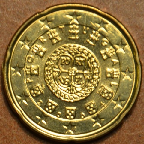 20 cent Portugal 2004 (BU)