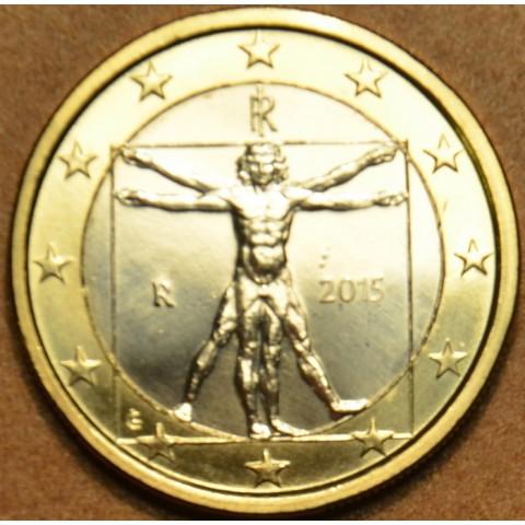 1 Euro Italy 2015 (UNC)