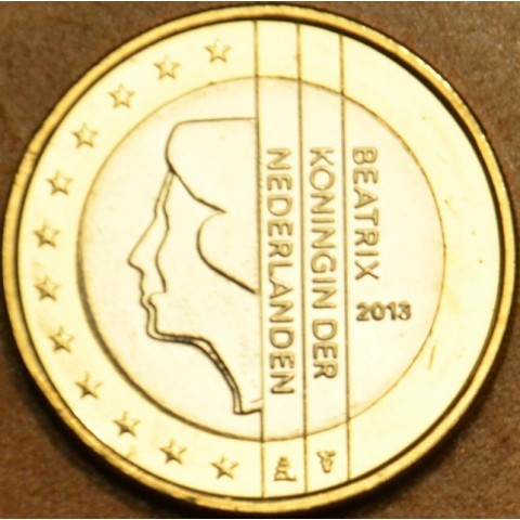 1 Euro Netherlands 2013 (UNC)