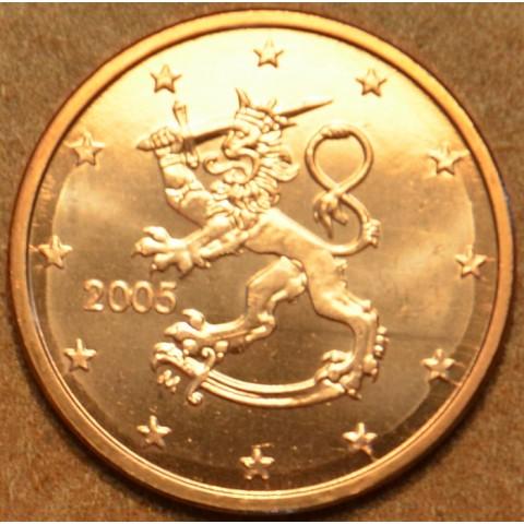 5 cent Finland 2005 (UNC)