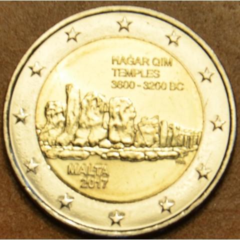 2 Euro Malta 2017 - Hagar Qim (UNC)