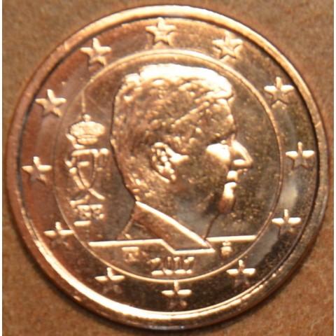 1 cent Belgium 2017 (UNC)