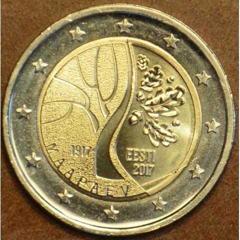 2 Euro Estonia 2017 - Road to independence (UNC)