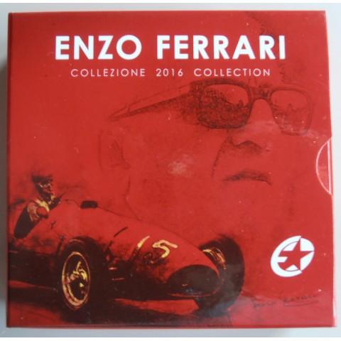 10 Euro Italy 2016 - Enzo Ferrari (Proof)