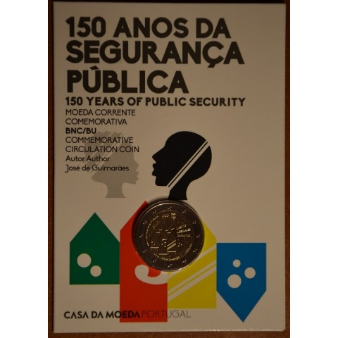 2 Euro Portugal 2017 - Public Security Police  (BU)