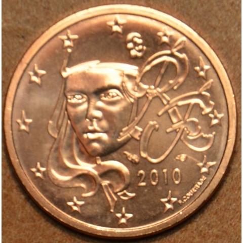 1 cent France 2010 (UNC)