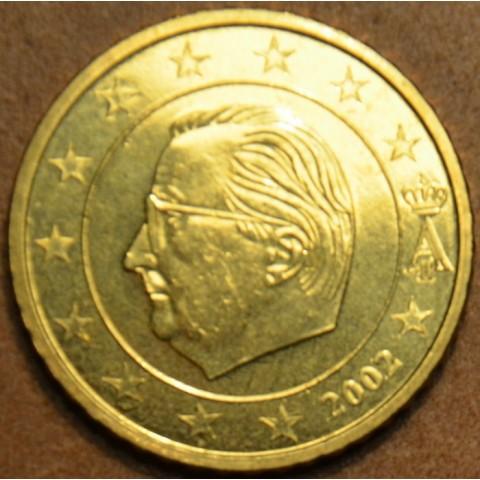 50 cent Belgium 2002 (UNC)
